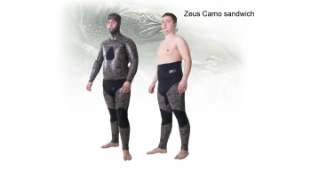 Marlin Zeus Camo sandwich (Марлин Зевс Камо сендвич)