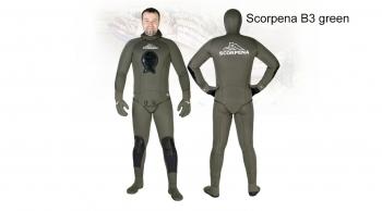 Scorpena B3 green