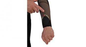Обтюрация на рукаве