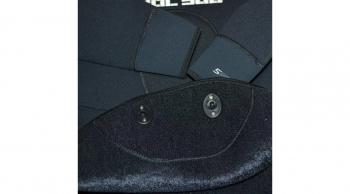 Низ куртки гидрокостюма