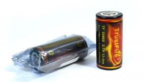 Аккумулятор литий-ионный (Li-Ion) габарит 32650 с защитой