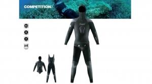Гидрокостюм для подводной охоты COMPETITION 2