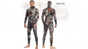 OMER Camu 3D