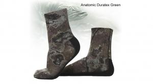 Носки к гидрокостюму Marlin Anatomic Duratex Green