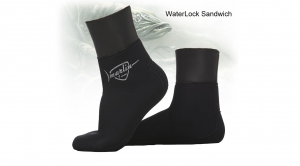 Носки к гидрокостюму Marlin WaterLock Sandwich