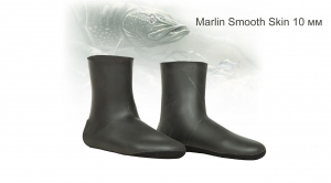 Носки к гидрокостюму Marlin Smooth Skin 10 мм (Марлин Смус Скин)