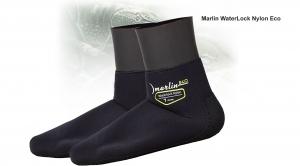 Носки к гидрокостюму Marlin WaterLock Nylon Eco