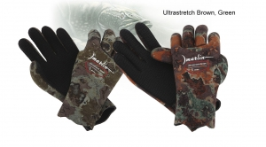 Перчатки Marlin Ultrastretch Brown, Green