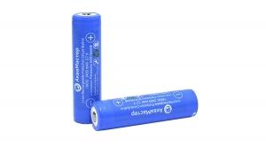 Аккумулятор литий-ионный (Li-Ion) габарит 18650 с защитой