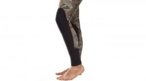 Усиление на колене