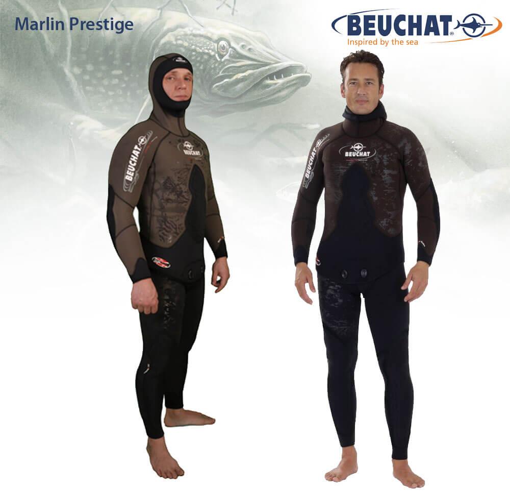 Гидрокостюм для подводной охоты beuchat