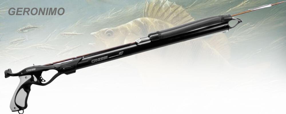 Ружье для подводной охоты cressi geronimo