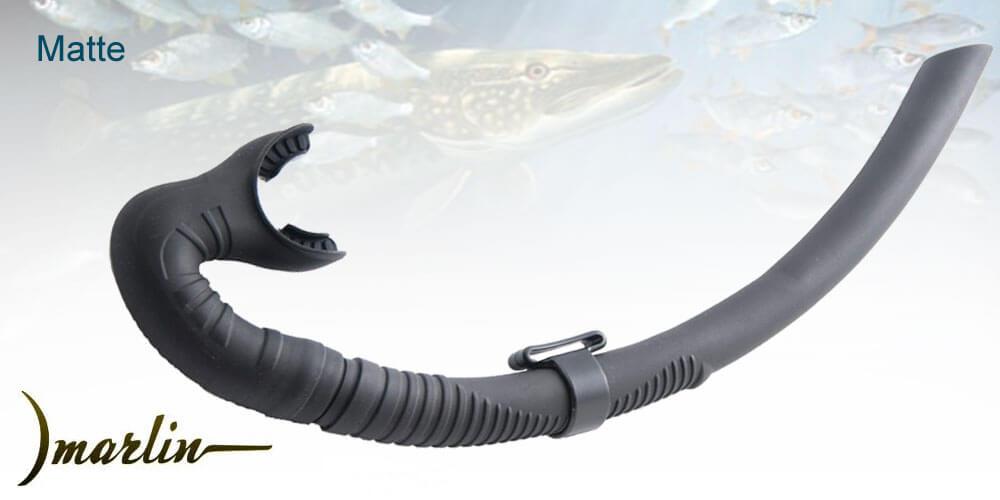 Трубка для подводной охоты marlin matte