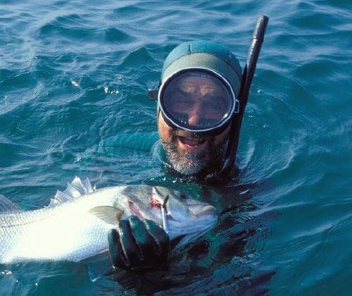 Снаряжение для подводной охоты от jean